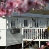 mammaloewagen voorjaar vakantiehuis op wielen buitengoed de gaard