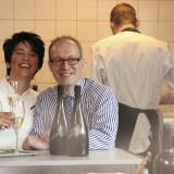 margo reuten, petro kools toprestaurant da vinci maasbracht