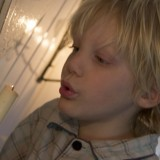 dag kinderen... welterusten, slapen in mammaloewagen, vakantiehuis op wielen buitengoed de gaard foto belinda keulen