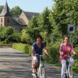 fietsers VVV fiets foto vvv midden-limburg