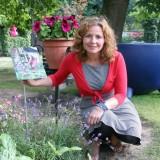 lavendel geplant door maaike widdershoven bij buitengoed de gaard foto mischa muijlaert