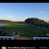 tweet anne-marie jung tijdens verblijf in mammaloewagen buitengoed de gaard
