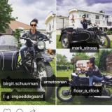 tweet van birgit schuurman pinksterweekend vakantie bij buitengoed de gaard sidecar
