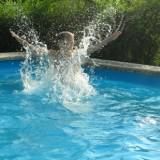 zwemmen vakantiehuis pipowagen limburg