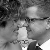 valentijn kim en françois 3maanden getrouwd