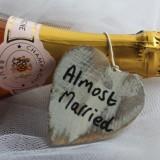 almost married werd ook al gevierd  bij buitengoed de gaard vakantiehuisje als bruidssuite