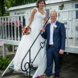 ilona en martijn bruidsreportage en honeymoon bij mammaloewagen buitengoed de gaard